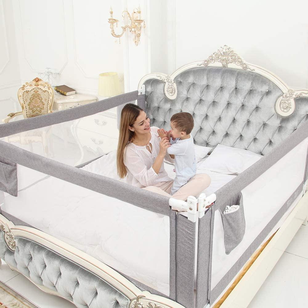 Barrière de sécurité de lit pour enfant de Zehnhase