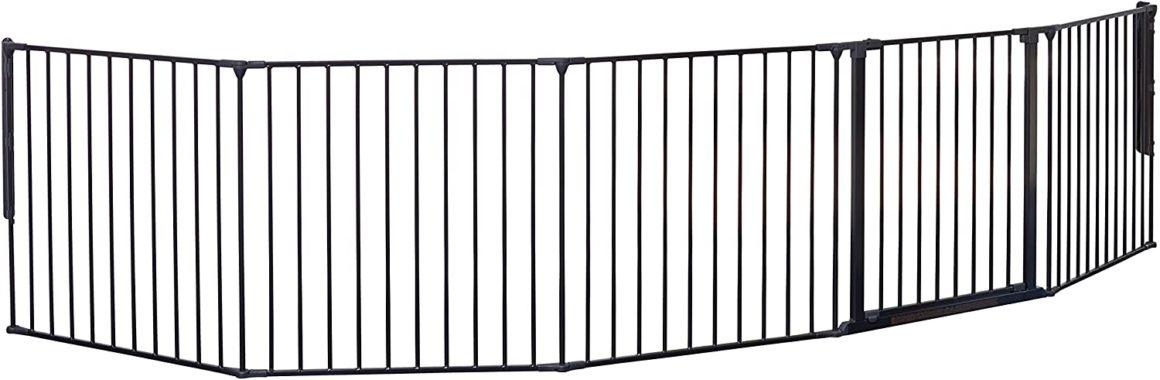 Barrière de sécurité multi-fonction pour enfant de Baby Dan