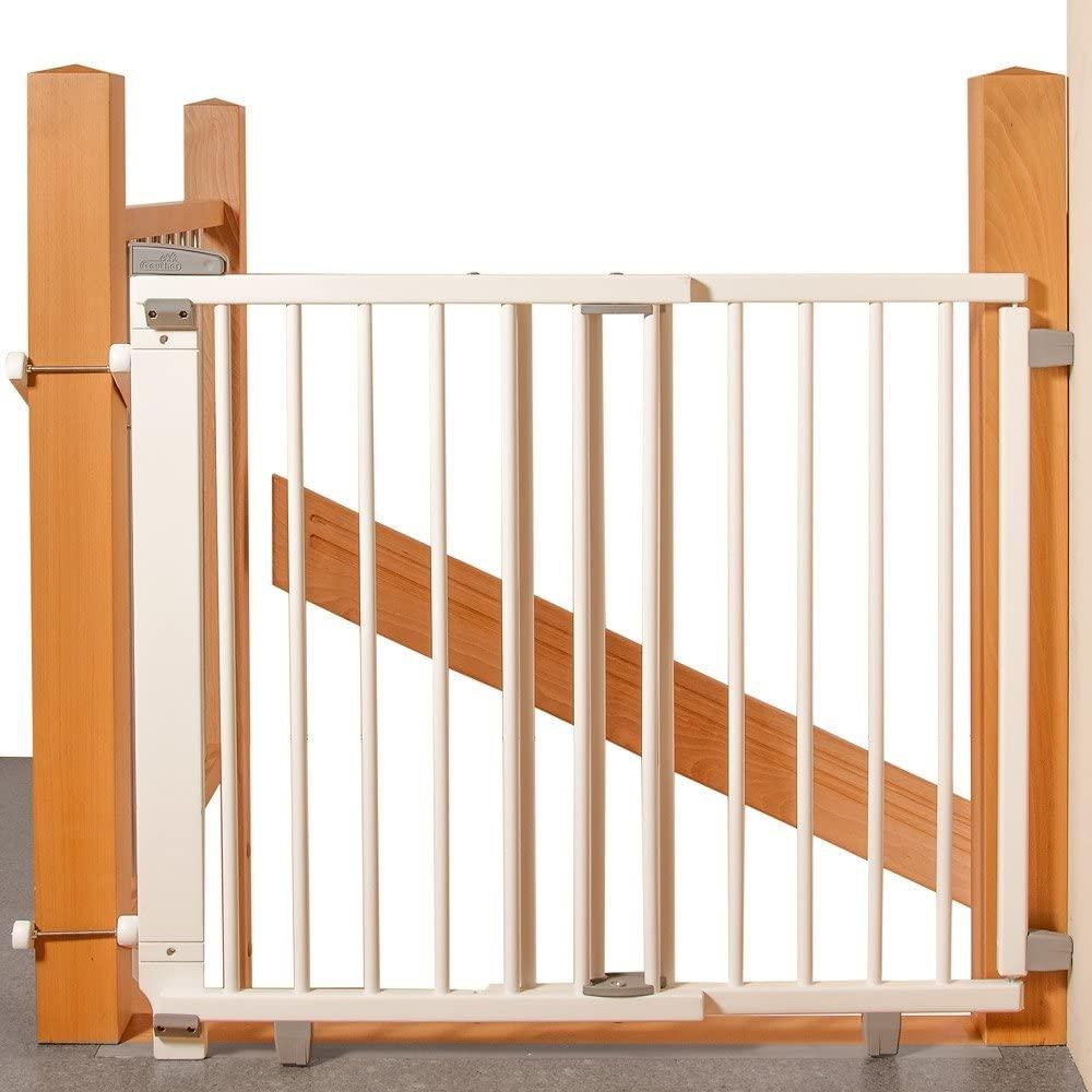 Barrière de sécurité d'escalier Easylock de Geuther