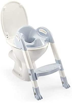 Réducteur de toilette Kiddyloo fleur bleue de Thermobaby