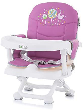 Réhausseur de chaise enfant Lollipop de Chipolino