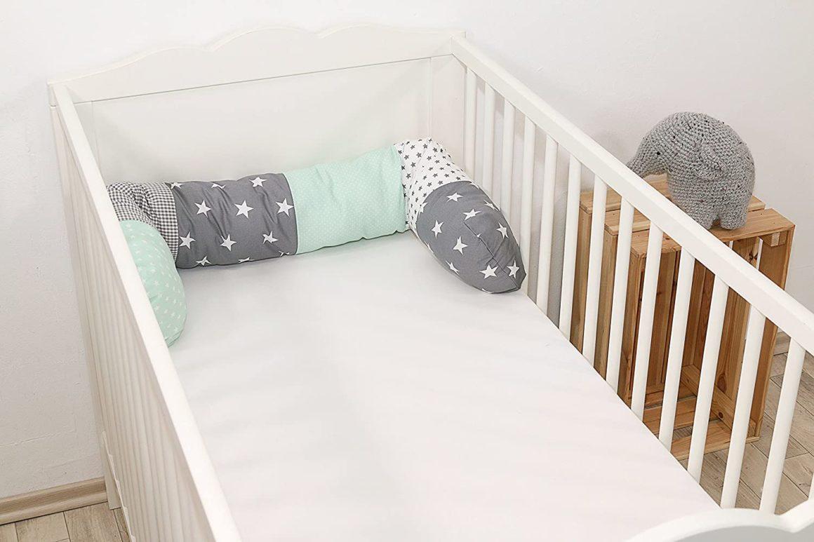Tour de lit bébé de Ullenboom