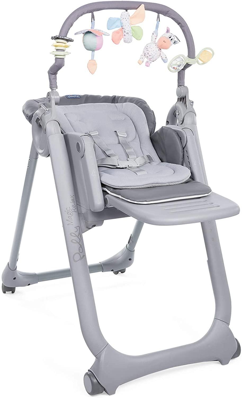 Chaise haute bébé de Chicco