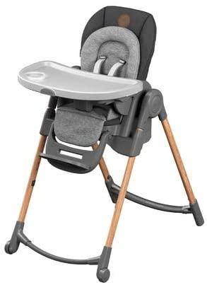 Chaise haute bébé de la marque Bébé Confort