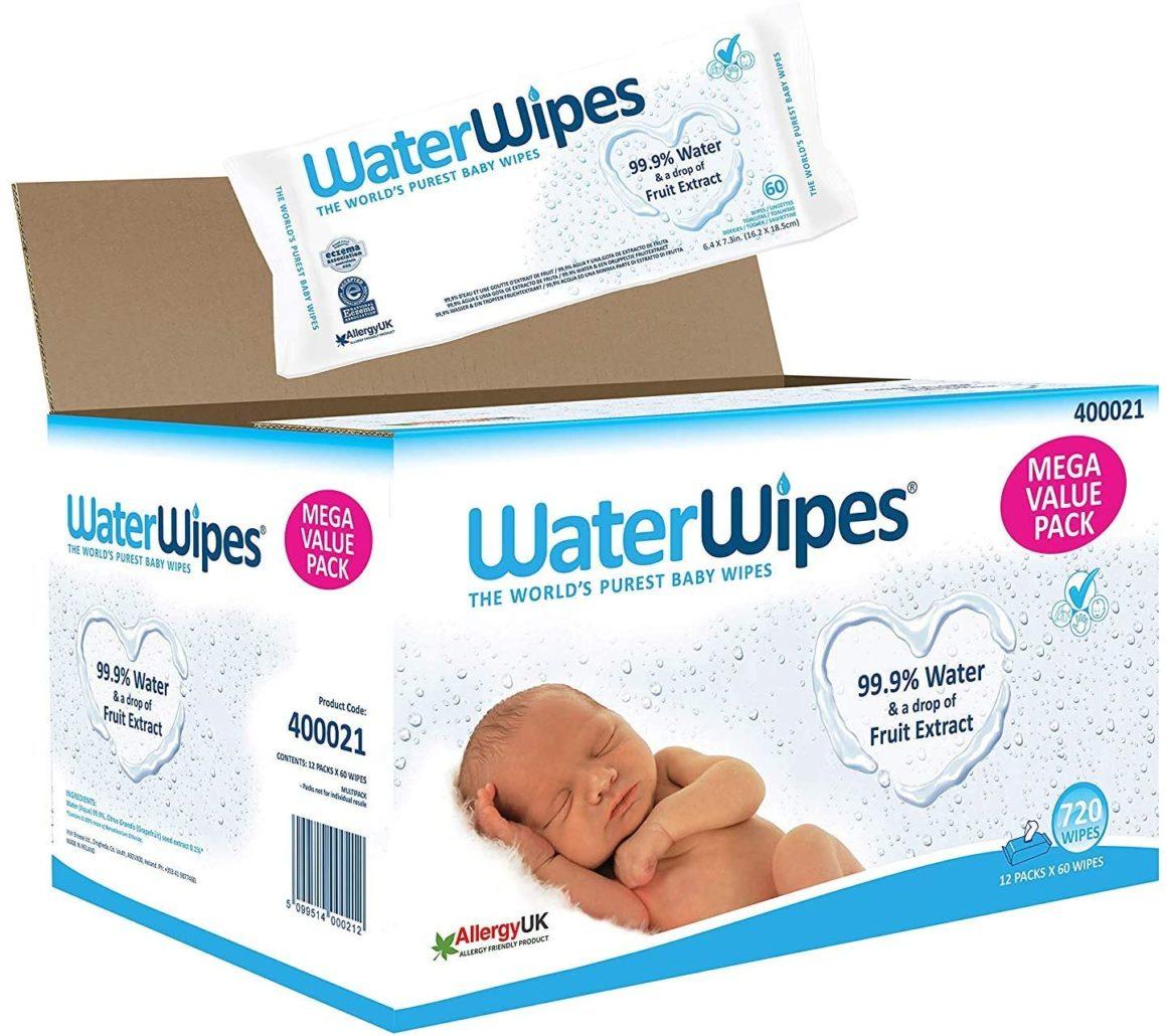 Lingette bébé WaterWipes