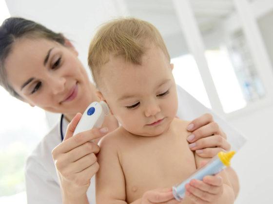 Meilleur thermomètre auriculaire pour bébé