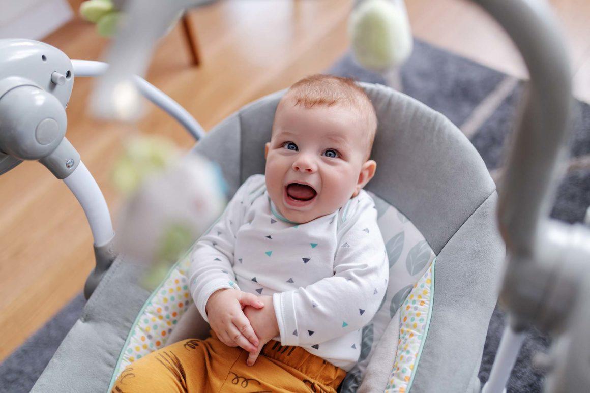 Meilleure balancelle bébé électrique