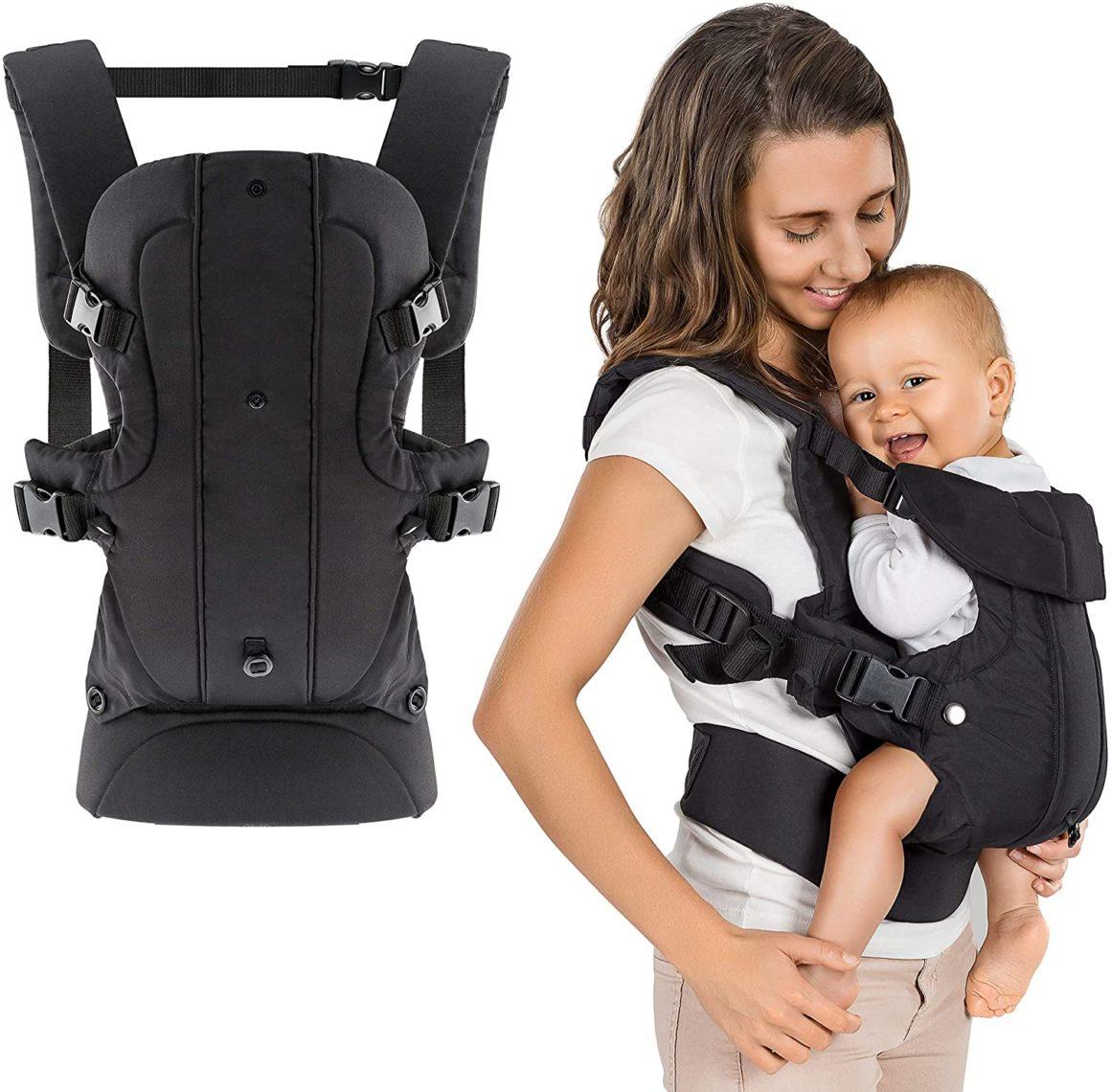 Porte bébé ergonomique Fillikid