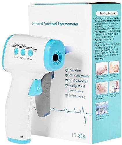 Thermomètre numérique bébé
