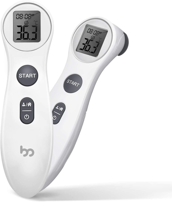 Thermomètre frontal bébé Earmo