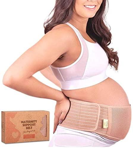 Bande De Ventre De Maternité Pour La Grossesse