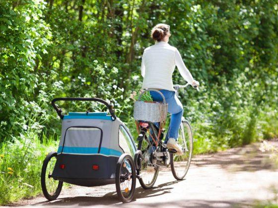 Meilleure remorque vélo bébé