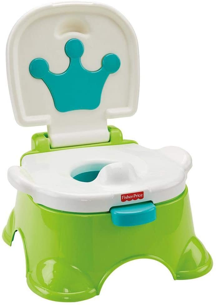 Pot bébé de toilette musical de Fisher Price