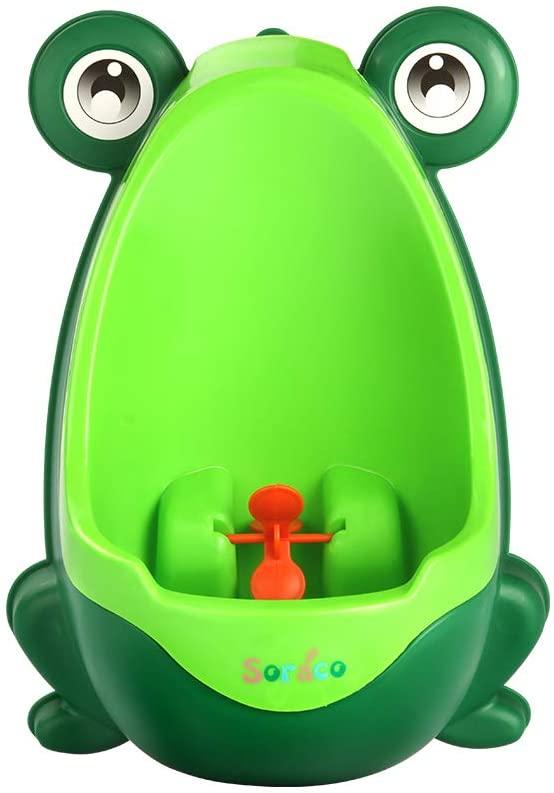 Pot bébé toilette grenouille